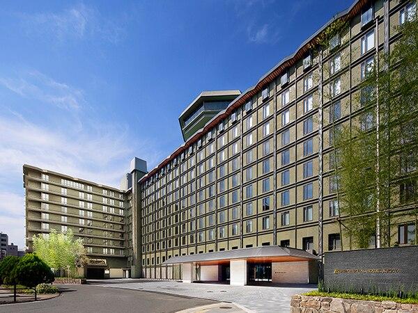 京都の待ち合わせ場所・スポット『リーガロイヤルホテル京都』